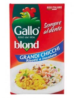 GALLO RISO BLOND GRANDI RISOTTI KG.1