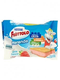 NESTLE'FRUTTOLO MERENDA FRAGOLA GR.26X4