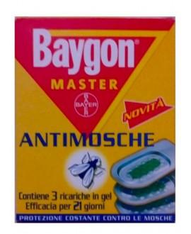 BAYGON MASTER ANTIMOSCHE RICARICHE 3