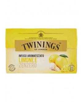 TWINING INFUSO ZENZERO/LIMONE 20FL