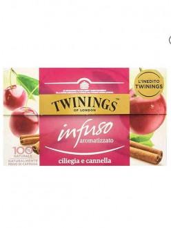 TWINING INFUSO CILIEGIA & CANNELLA 20FL
