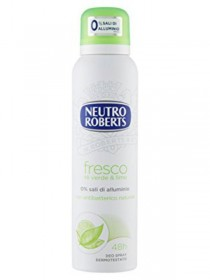 ROBERTS DEO SPRAY FRESCO VERDE ML.150