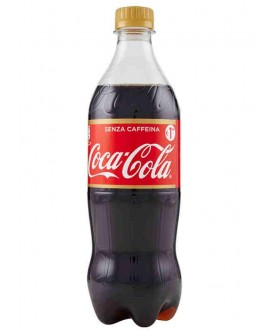 COCA COLA S/CAFFEINA PET ML.660