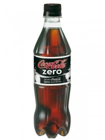 COCA COLA ZERO PET ML.660