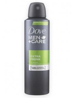 DOVE DEO SPRAY MEN EXTREME FRESH ML.150