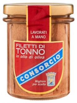 CONSORCIO FILETTI DI TONNO O.OLIVA VT.GR.195