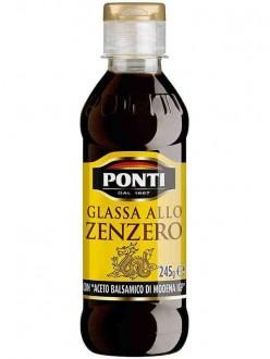 PONTI GLASSA GASTRONOMICA ZENZERO ML.245