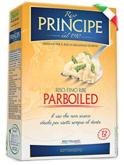PRINCIPE RISO RIBE PARBOILED KG.5 FOOD SERVICE