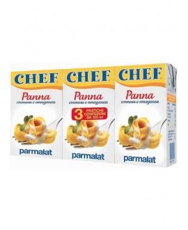 PARMALAT PANNA CHEF CUCINA ML.125X3