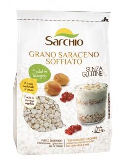 SARCHIO GRANO SARACENO SOFFIATO GR. 100