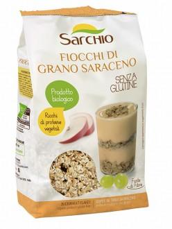 SARCHIO FIOCCHI DI GRANO SARACENO GR. 375