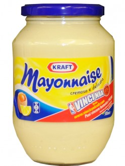 KRAFT MAYONESE GR.465