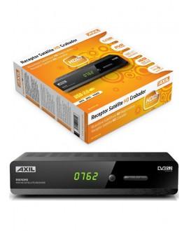 AXIL RS0762HD RICEVITORE SATELLITARE DVB-S2