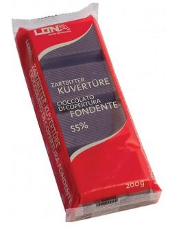 LONA CIOCCOLATA FONDENTE GR.200