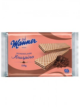 MANNER WAFER CIOCCOLATO GR110