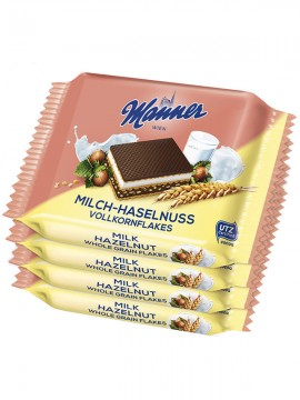 MANNER WAFER LATTE/NOCC/FIOC.INTEGRALE GR100 X4PZ