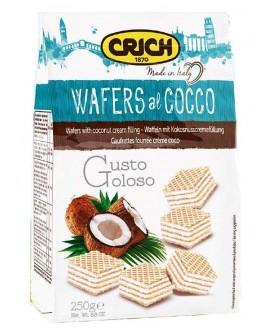 CRICH WAFERS AL COCCO GR.250