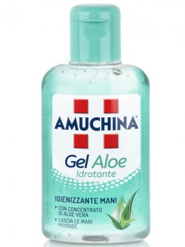 AMUCHINA GEL MANI ALOE ML.80