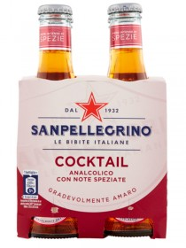 S.PELLEGRINO COCKTAIL RED CL.20X4