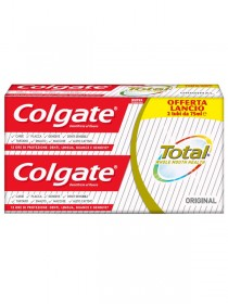 COLGATE DENT.TOTAL ORIGINAL ML.75X2