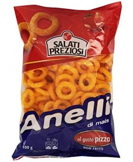 SALATI PREZIOSI ANELLI GUSTO PIZZA GR.100