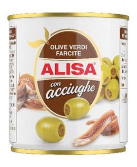 ALISA OLIVE VERDI ACCIUGHE GR.200