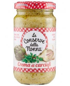 CONSERVE NONNA CREMA CARCIOFI GR.190
