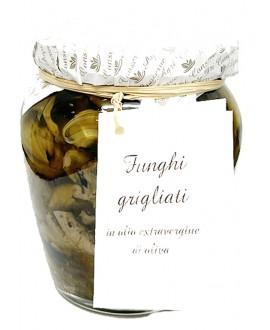 AGRI CONSERVE FUNGHI GRIGLIATI GR540