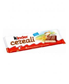 KINDER CEREALI GR141 T6X24