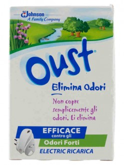 OUST ELECTRIC RICARICA