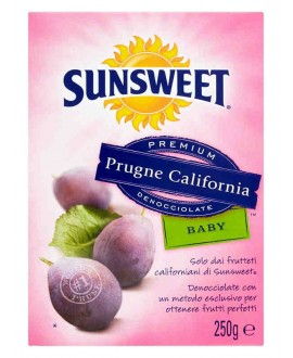 SUNSWEET PRUGNE PITTED BABY SC.GR250