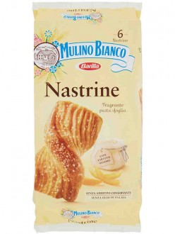 MULINO BIANCO NASTRINE GR.240