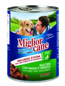 MIGLIOR CANE BOCC.MANZO/ORTAGGI GR.400