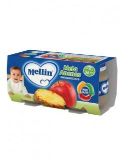 MELLIN OMOGENEIZZATI MELA/ANANAS GR.100X2
