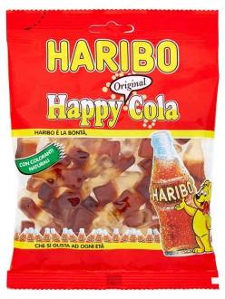 HARIBO CARAM.HAPPY COLA GR.200