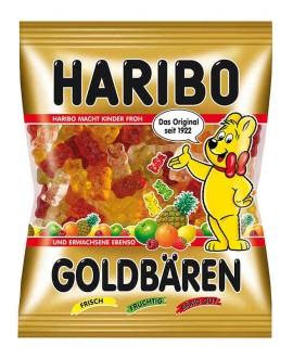 HARIBO CARAM.GOLDBAREN(ORSETTI D' ORO)GR.200