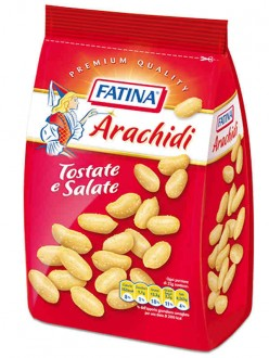 FATINA ARACHIDI TOSTATE E SALATE GR.250