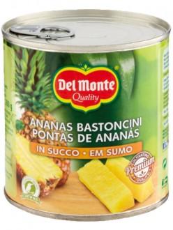 DEL MONTE ANANAS NAT.A BASTONCINI GR.432