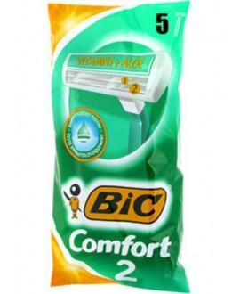 BIC RASOIO 2 COMFORT PZ.5